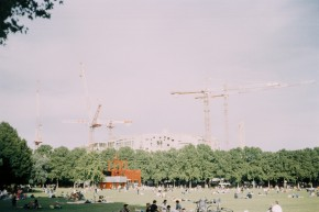 Randoms from life: Promenade du dimanche au Parc de laVilette
