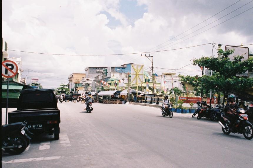 Pangkalan Bun / Camera : Minolta + Kodak Portra 160