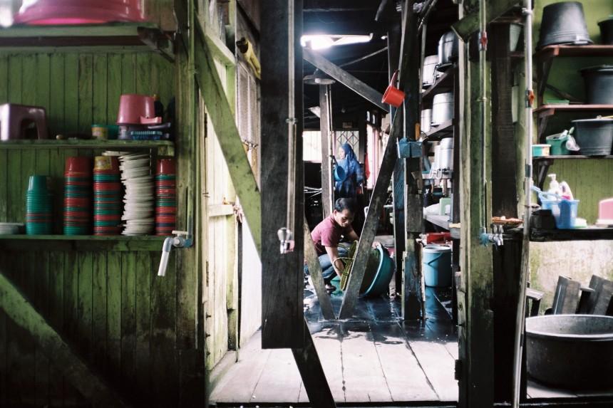 Photo : Etienne / Camera : Vivitar 35 ES + Kodak Portra 160