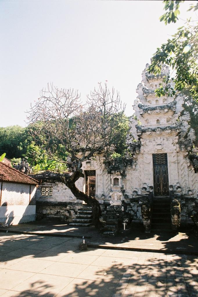 Bali padang bai temple
