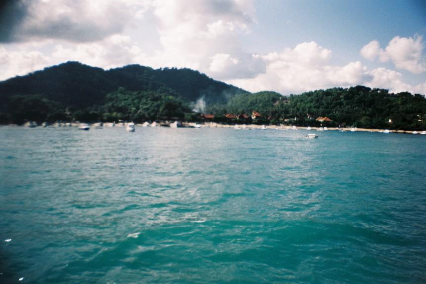 Bali padang bai