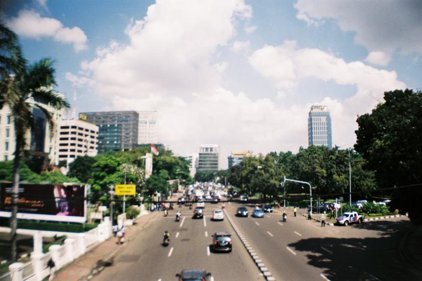 Selamat tinggal Jakarta ! / Camera : Sardina