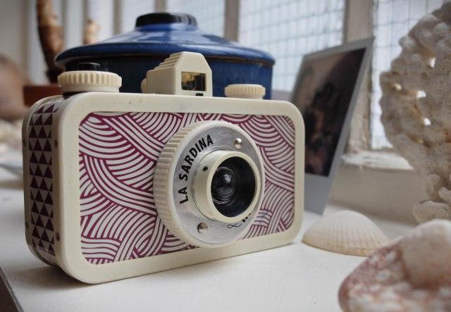 Sardina Lomo camera moebius edition