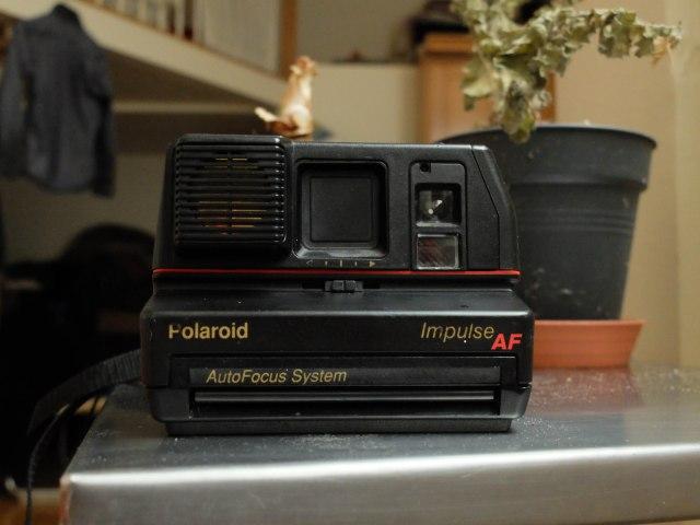 Polaroid 600 Impulse AF